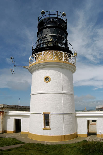Sumburgh Head Lighthouse, Shetland